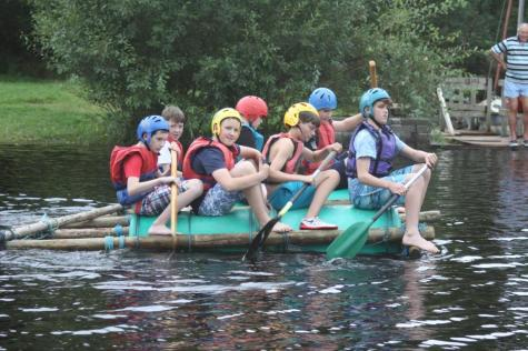 Scout Camp, Wicklow