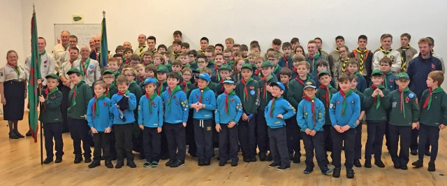1st Hillsborough Scout Group 12nov17