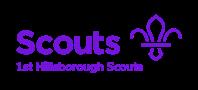 1st Hillsborough Scouts New Logo